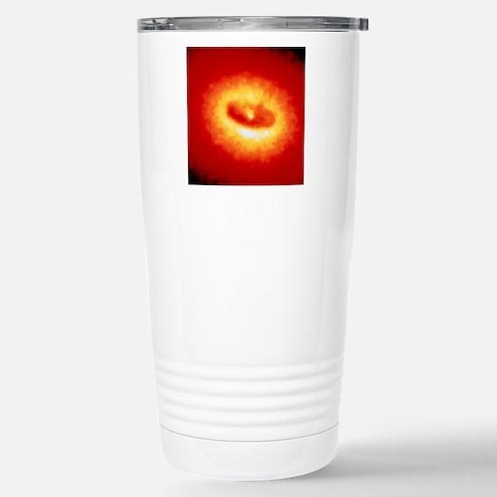 HST image of NGC 4261 c Stainless Steel Travel Mug