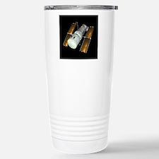 Hubble Space Telescope, Stainless Steel Travel Mug