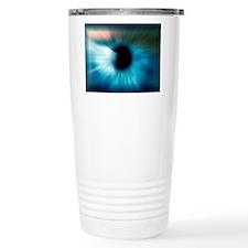 Human eye Travel Mug