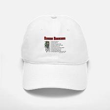 Cicada Warnings Baseball Baseball Cap