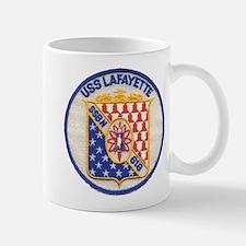 USS LAFAYETTE Mug