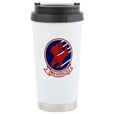 Unique Maverick Travel Mug