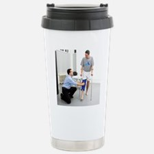 Physiotherapy Stainless Steel Travel Mug