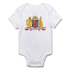 New South Wales Coat Of Arms Infant Bodysuit