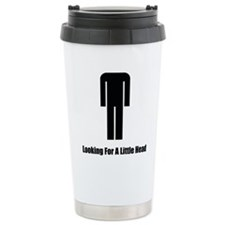 Looking For A Little He Travel Mug