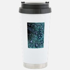 Human sperm cells, artw Travel Mug