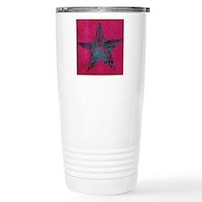 Blue Star Travel Mug