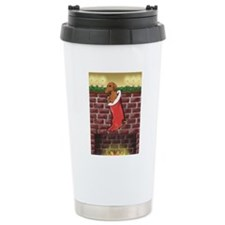 doxstockingredcard Travel Coffee Mug