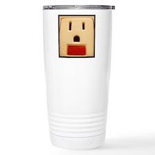 ...let me outlet me out Travel Mug