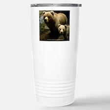 Momma Bear and Cub (Mou Travel Mug