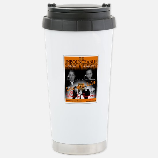 The Unbounceables Stainless Steel Travel Mug