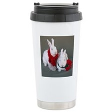 AngelGoodaOrnament Travel Coffee Mug