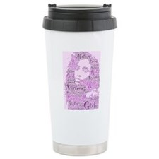 We ARE Virtuous Travel Mug