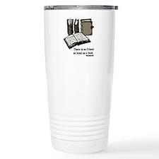 Books-3-Hemingway Travel Mug