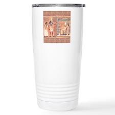Ani Papyrus Egyptian Travel Mug