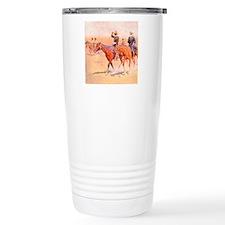 Old West Cavalry Travel Mug
