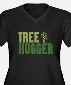Tree Hugger B Plus Size T-Shirt