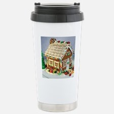 Gingerbread House Travel Mug