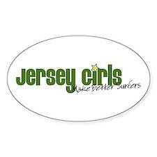 Jersey Girls Decal