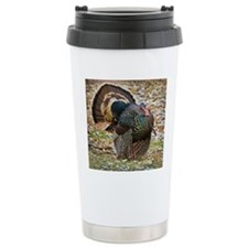 Male Turkey Travel Mug