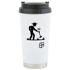 Metal-Detecting-AAA1 Travel Coffee Mug