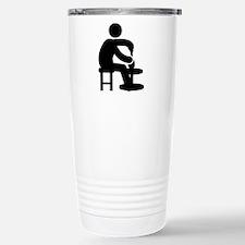 Pottery-AAA1 Stainless Steel Travel Mug