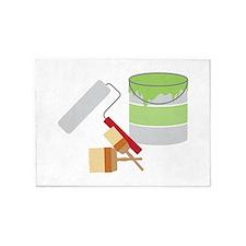 Painters Tools 5'x7'Area Rug