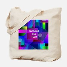 Nuclear Med Tech Tote Bag
