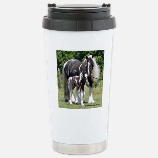 Champion Gypsy mare and Stainless Steel Travel Mug
