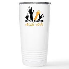 BeThe Change Travel Mug