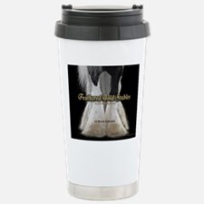 2013 Feathered Gold Gyp Stainless Steel Travel Mug