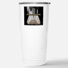 2013 Feathered Gold Gyp Travel Mug