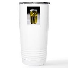 Pickled gherkins Travel Coffee Mug