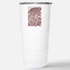 Lactating breast tissue Travel Mug