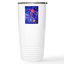 Nerve cells Travel Mug