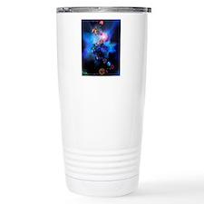 Multiple universes Travel Coffee Mug