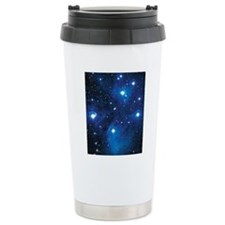 Pleiades star cluster Travel Mug