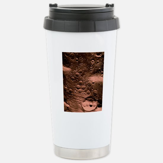 Planned landing site, F Stainless Steel Travel Mug