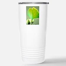 Ginkgo leaf and berries Travel Mug