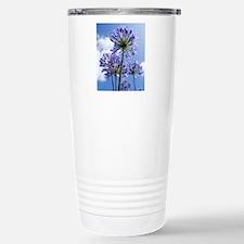 African lilies (Agapant Travel Mug