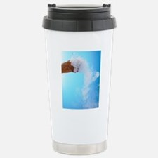 Dry ice Stainless Steel Travel Mug