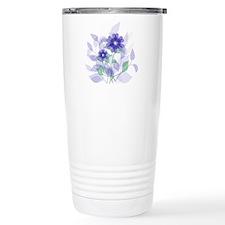 Modern Romantic Violet  Travel Mug