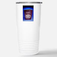 British passport Stainless Steel Travel Mug
