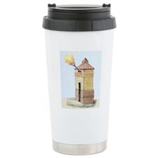 Communication tower Travel Mug