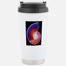 Coloured X-ray of the N Travel Mug