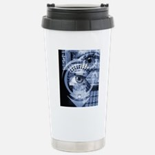 Computer surveillance Travel Mug