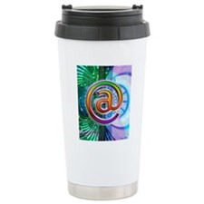E-mail symbol Travel Mug