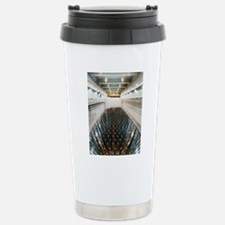 Drum-store for low-leve Stainless Steel Travel Mug