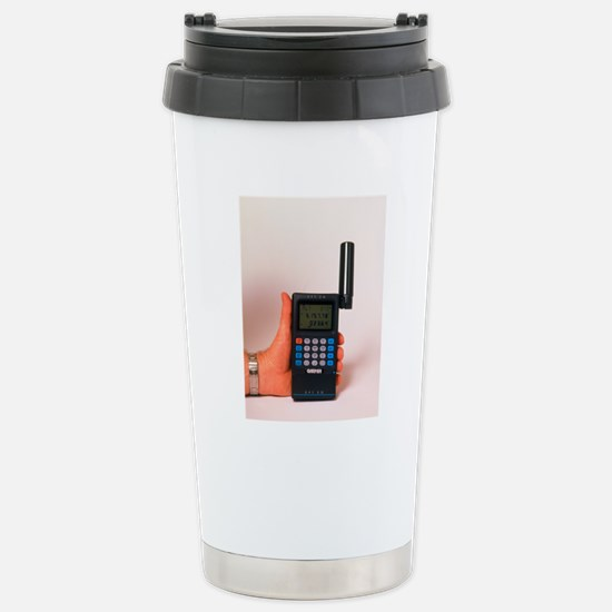Hand-held GPS receiver Stainless Steel Travel Mug