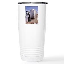 Guggenheim museum, Bilb Travel Mug